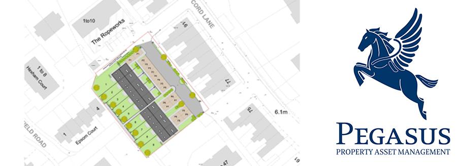 Residential development site